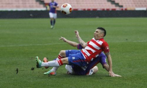 Granada CF B Guadalajara Crisitan Bravo