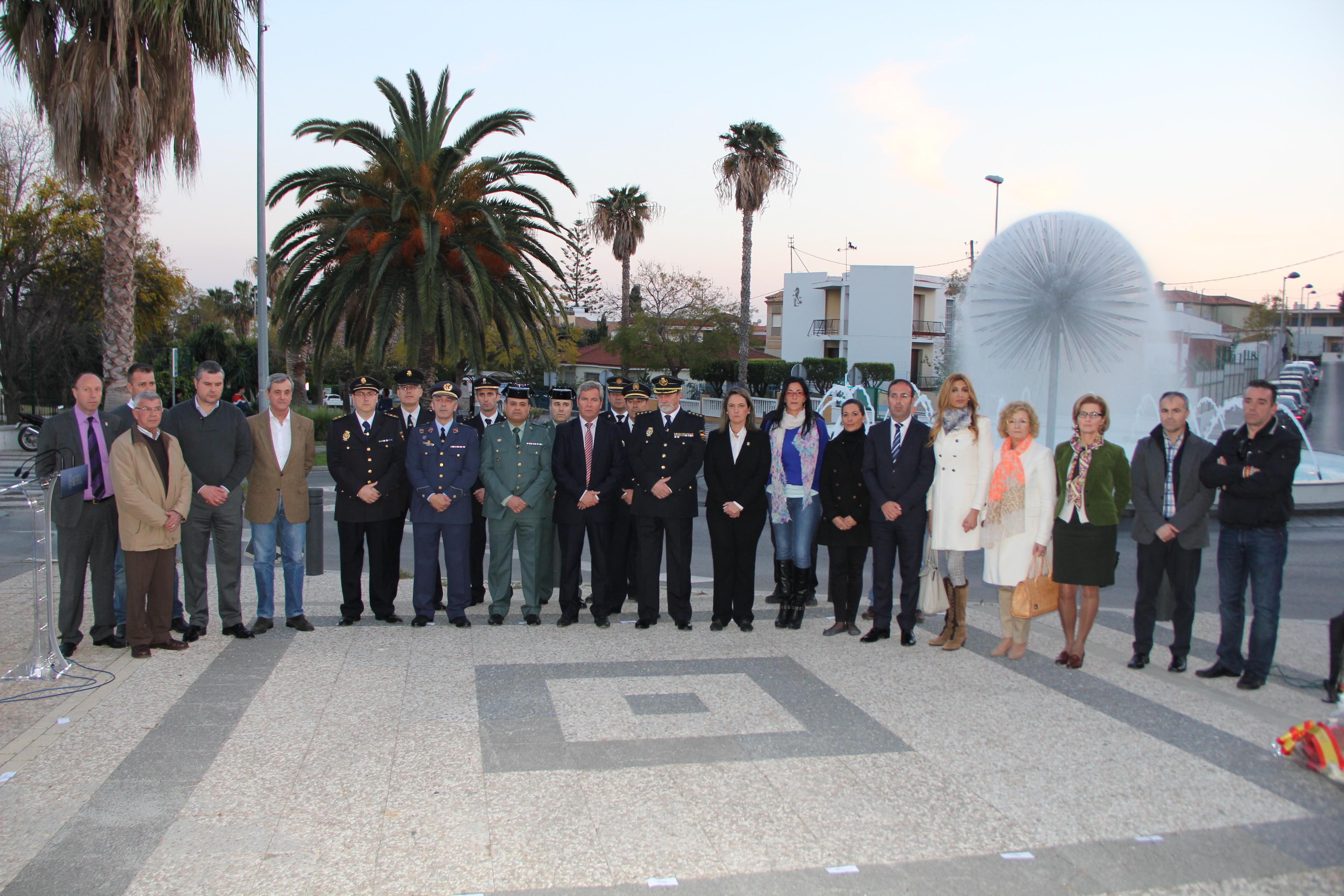 Homenaje víctimas terrorismo 12-03-14