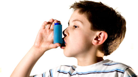 asma niño