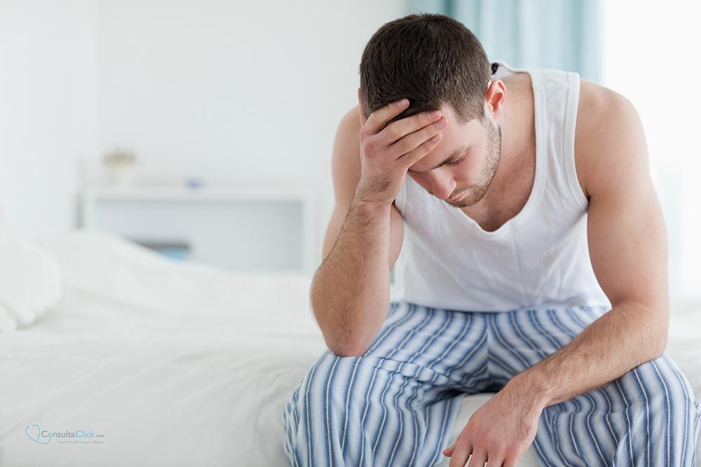 Снижение либидо и эректильная дисфункция