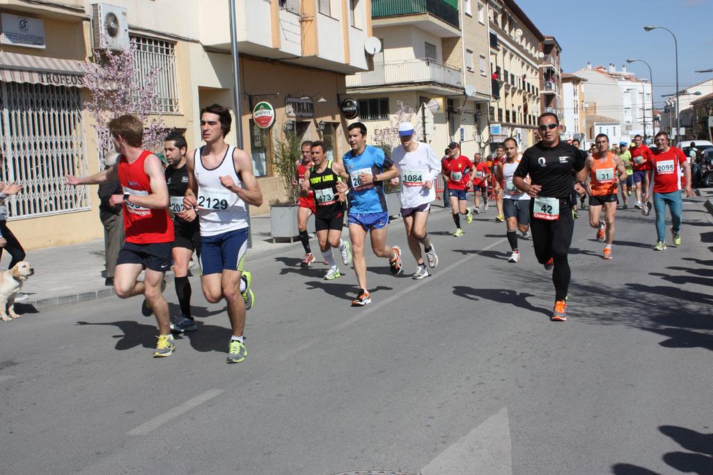 maratón baza