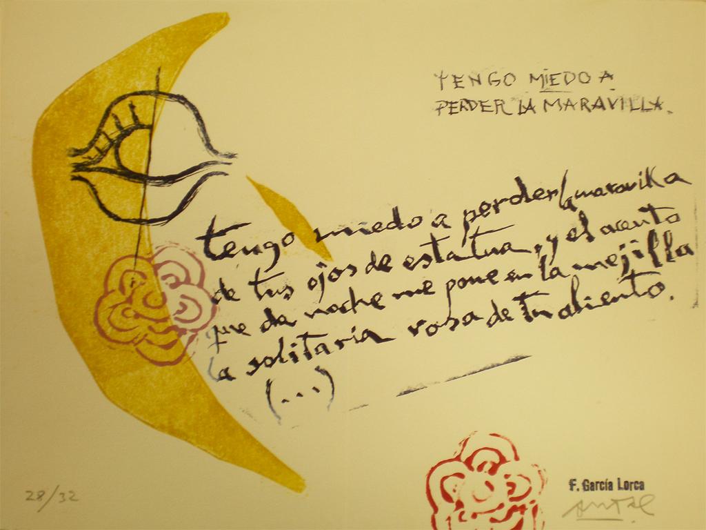 poesía garcia lorca