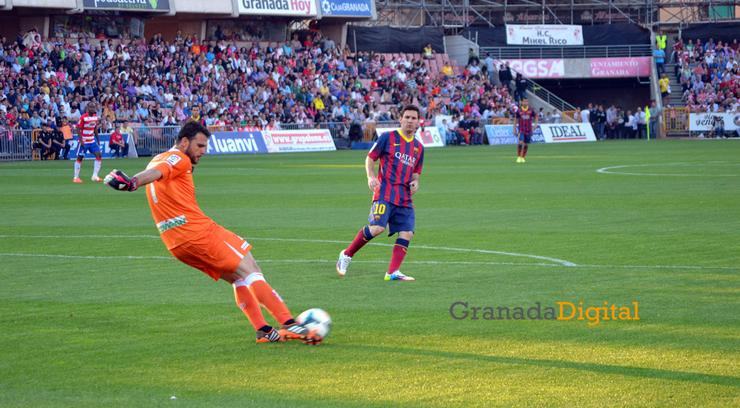 DSC_0300 Granada CF Barcelona Karnezis Messi