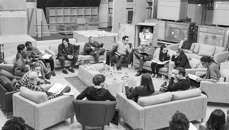 Star wars VII casting