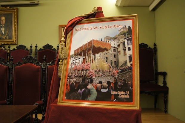 Palio de los Dolores por la Carrera del Darro, foto Eusebio Rodrigo.
