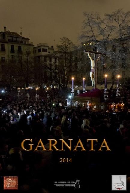 GARNATA 2014. Fotografía de Antonio Orantes, Cristo de la Misericordia por Plaza Nueva.
