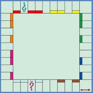 Tablero blanco monopoly - Tablero blanco ...