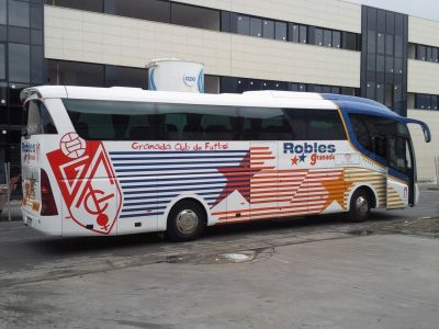 autobus granada cf