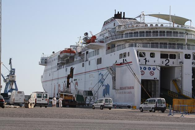 melilla ferry motril