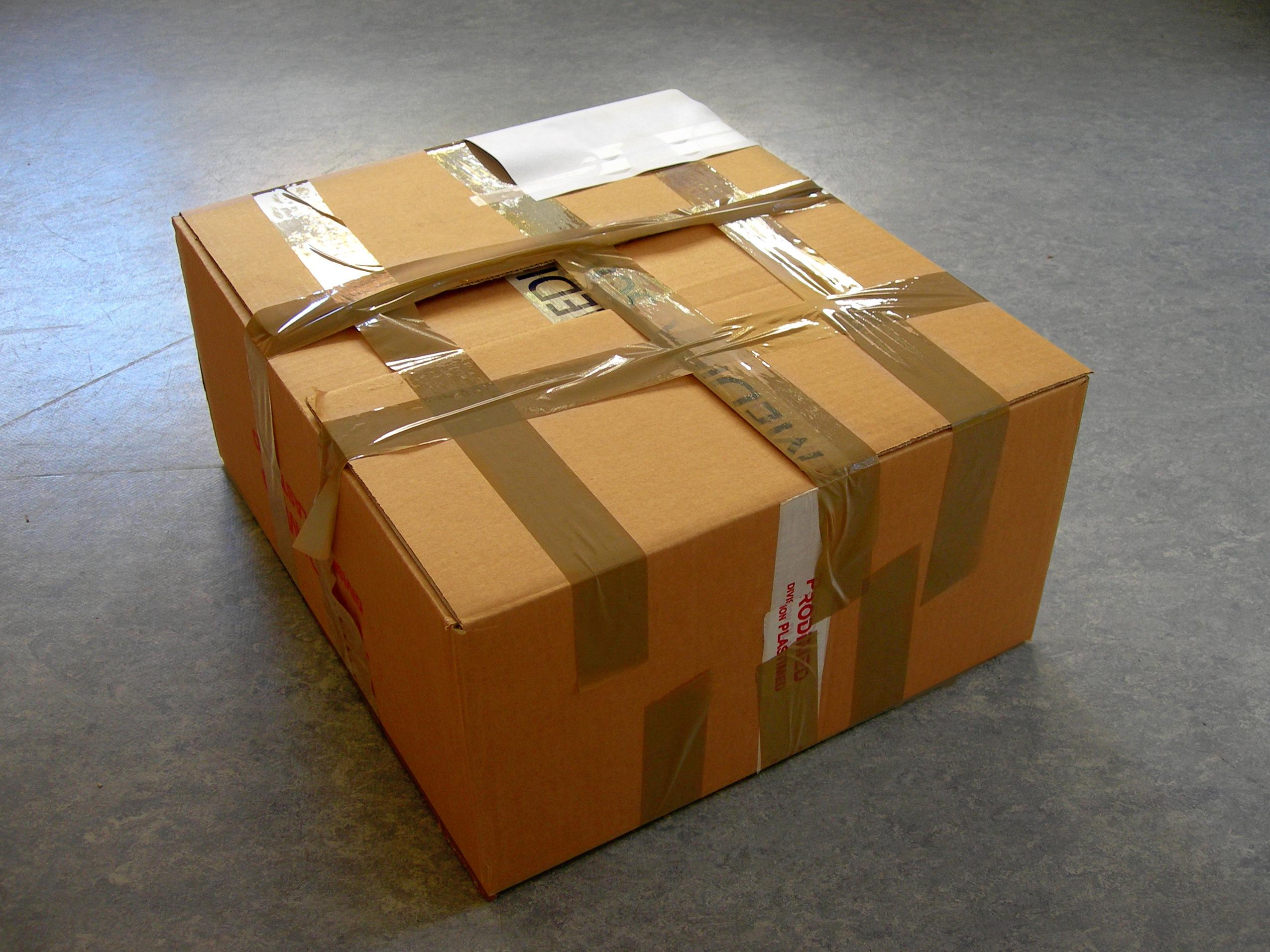paquete correos