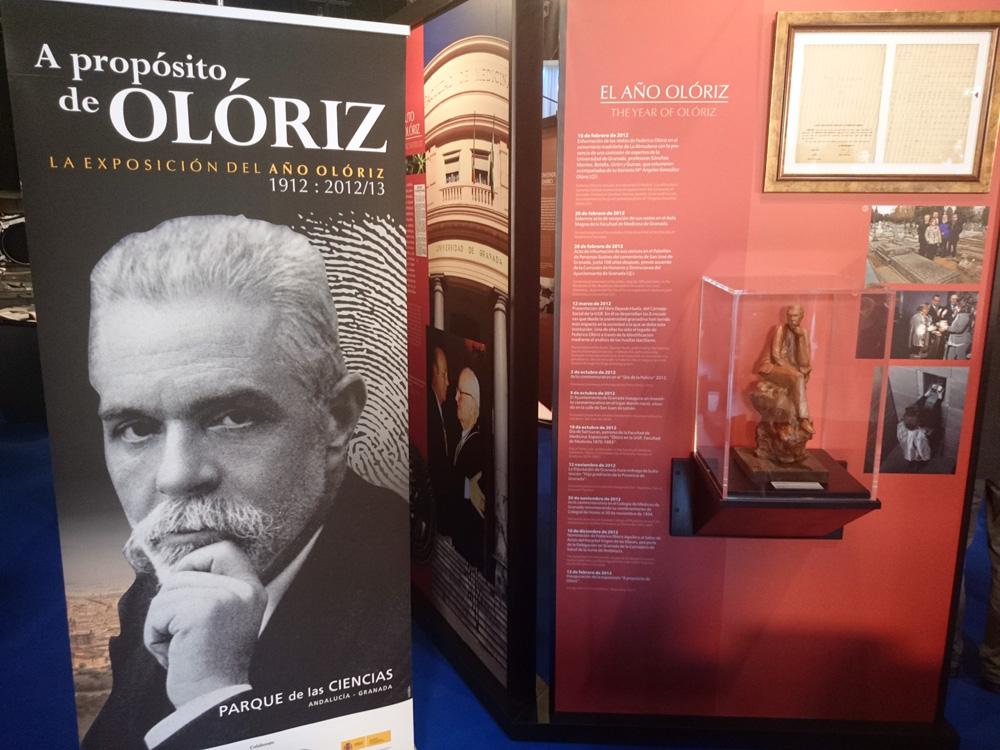 Exposición Federico Olóriz