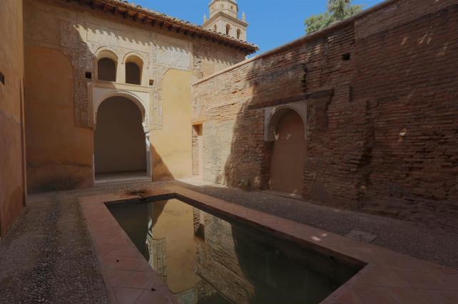 casa de la calle real Alhambra