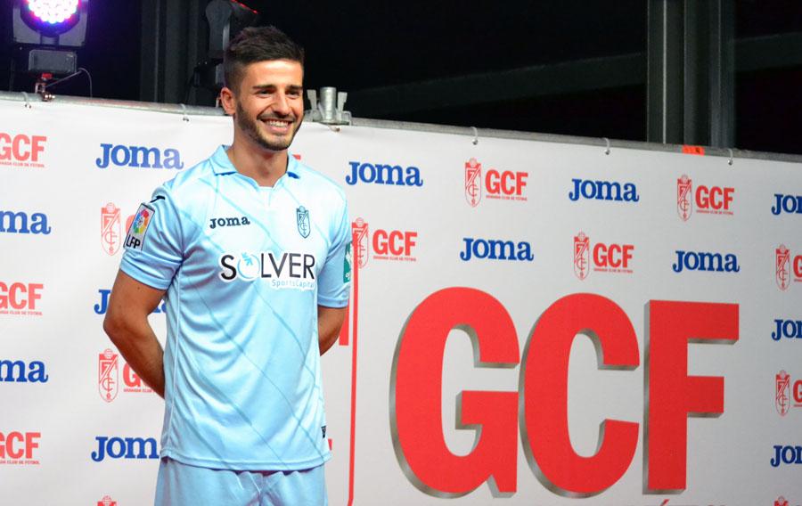 Presentación Camiseta 14-15 17 Fran Rico