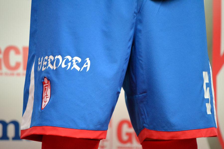 Presentación Camiseta 14-15 27 Mainz detalle