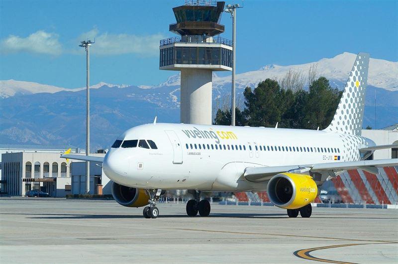 avión low cost