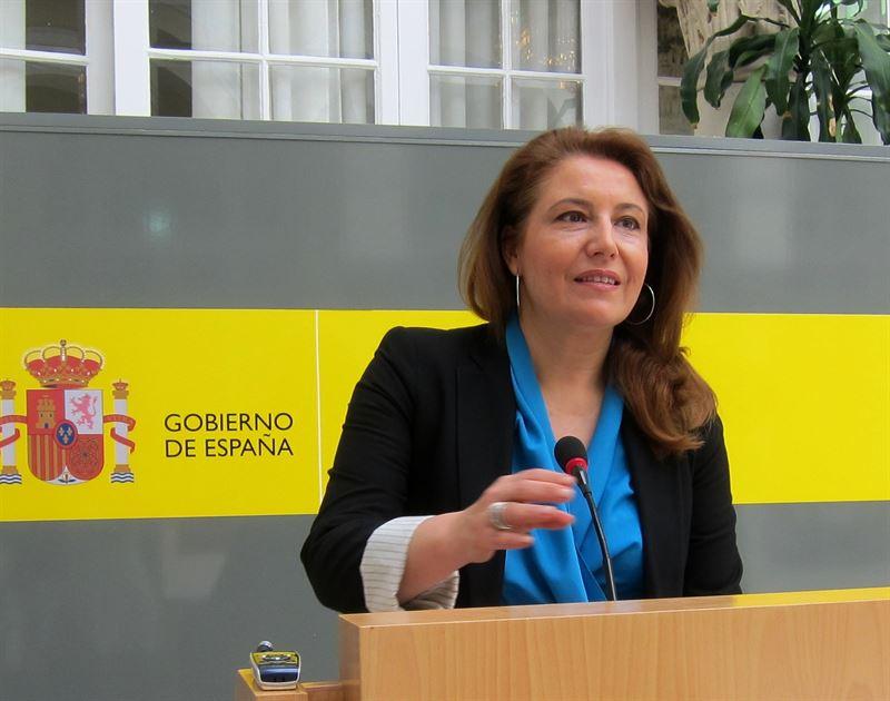 Delegada |Gobierno |Carmen Crespo