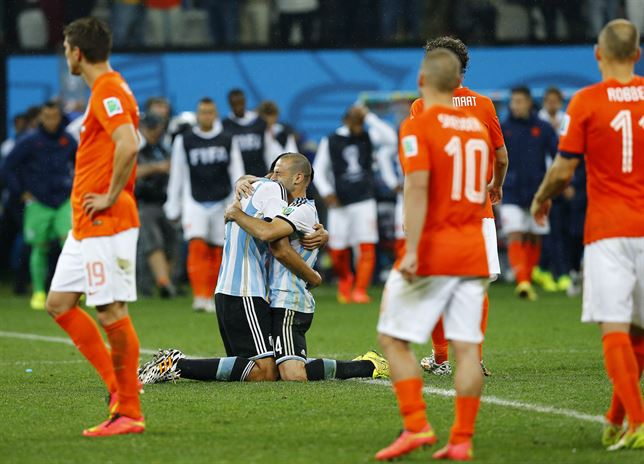 holanda argentina