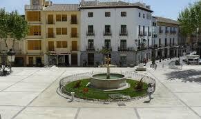 plaza mayor baza