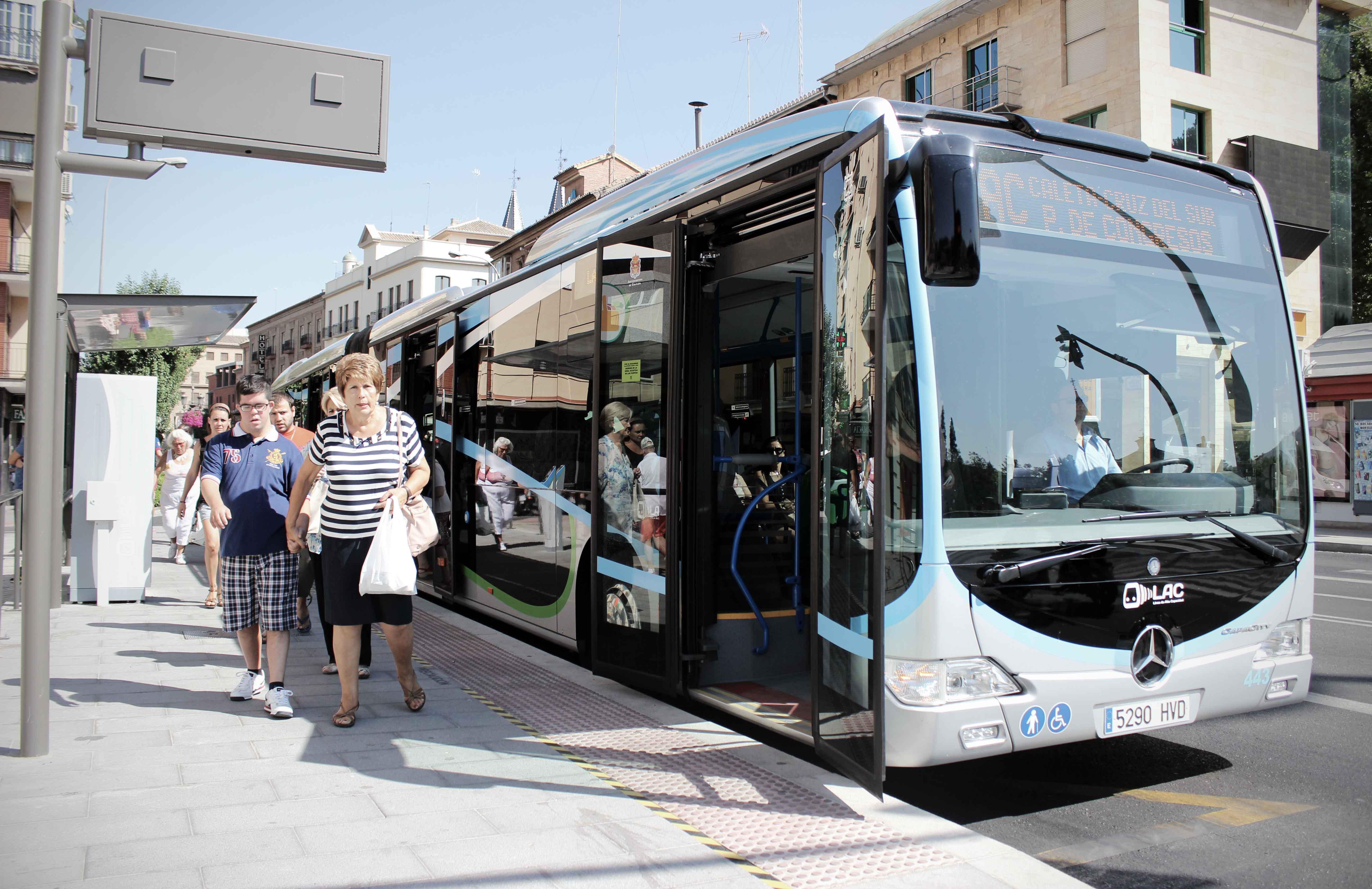 LAC   autobús