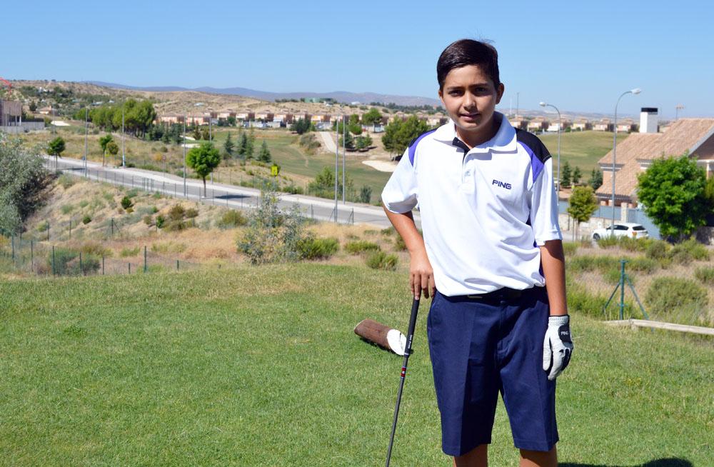 Alejandro García Golf 3