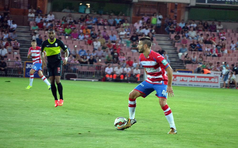 Granada CF Fran Rico