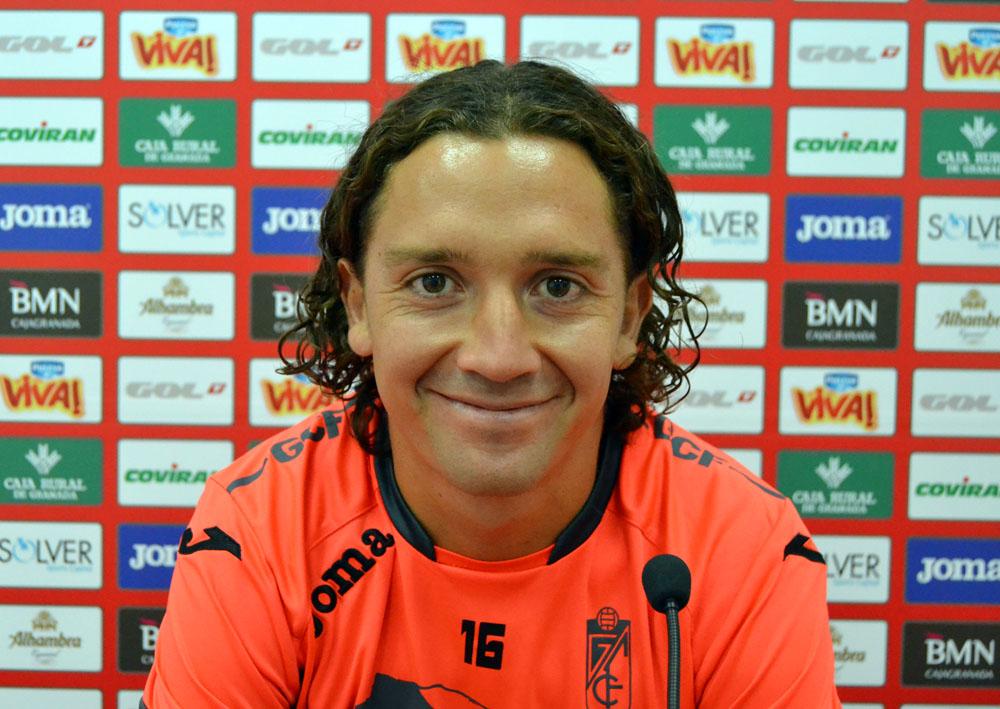 Iturra Granada CF declaraciones