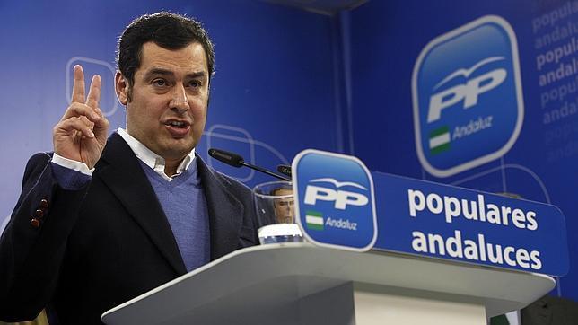 Juan Manuel Moreno PP