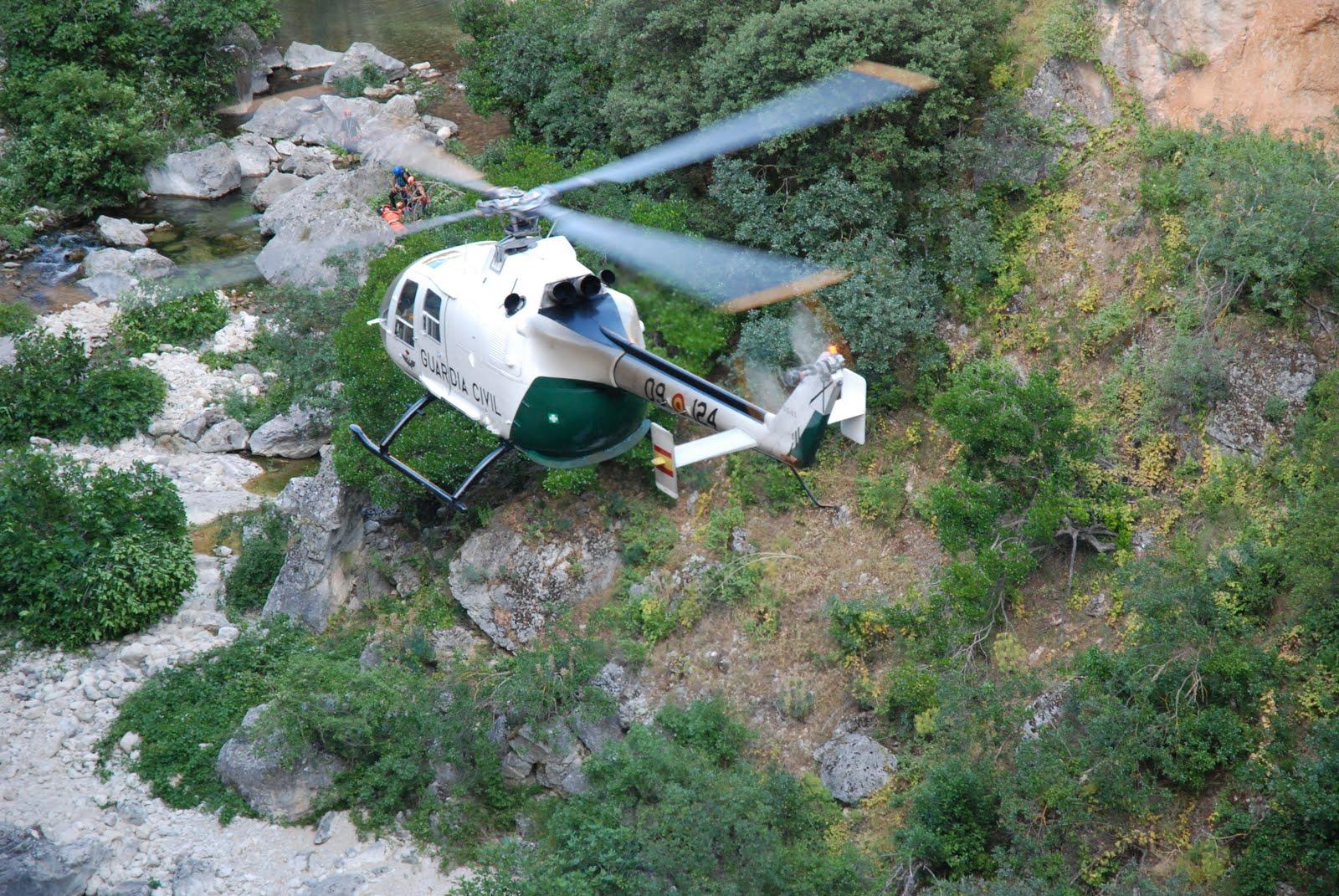 Rescate| Serim|Helicóptero