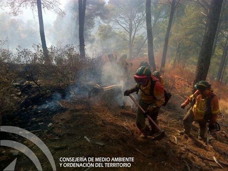 incendio|málaga