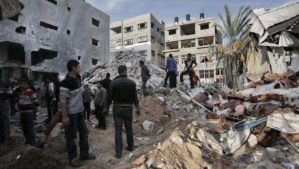 israel palestina conflicto