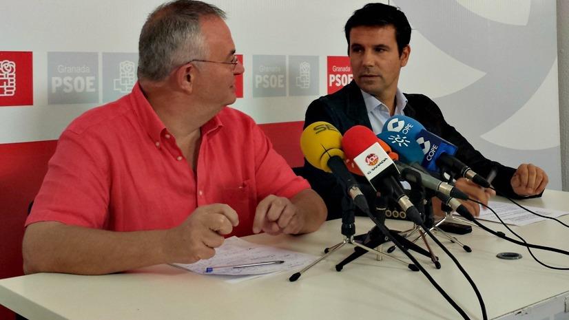 Cuenca y Rueda hoy en comparecencia de prensa