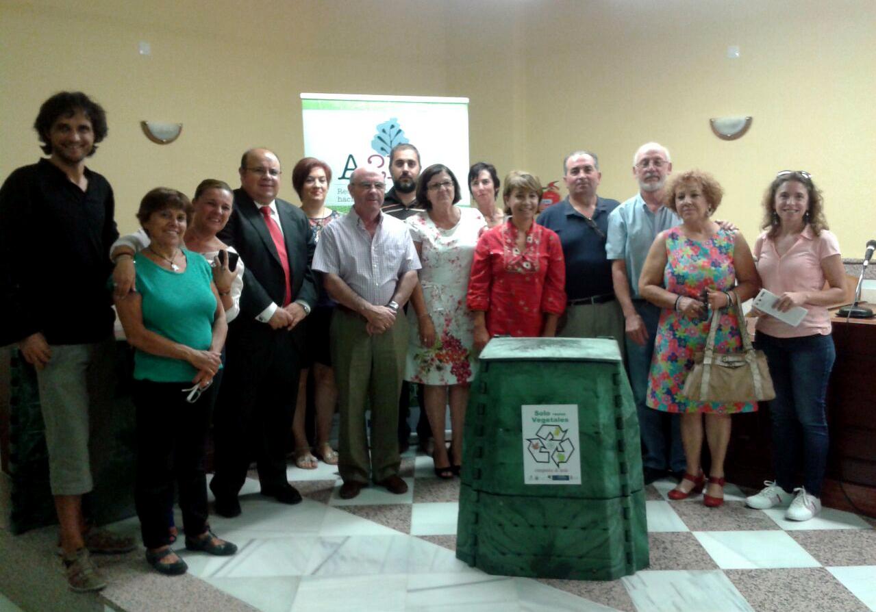 Composteras Ogijares Diputación
