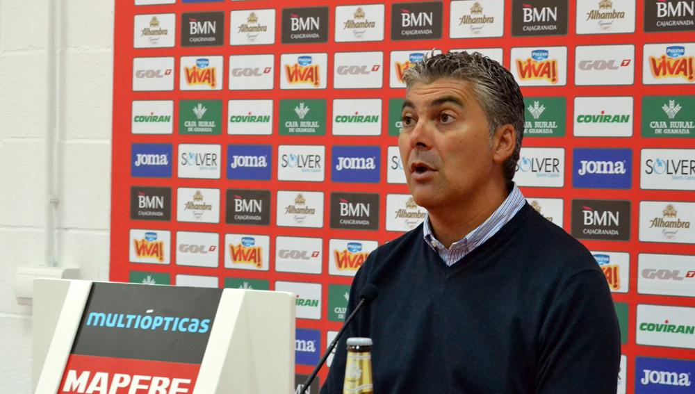 Joseba Aguado Granada CF B
