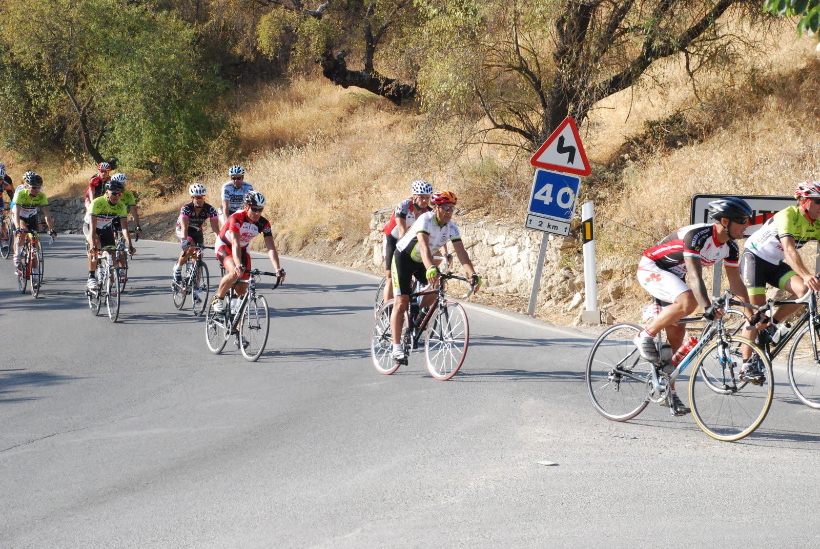 Marcha|cicloturista