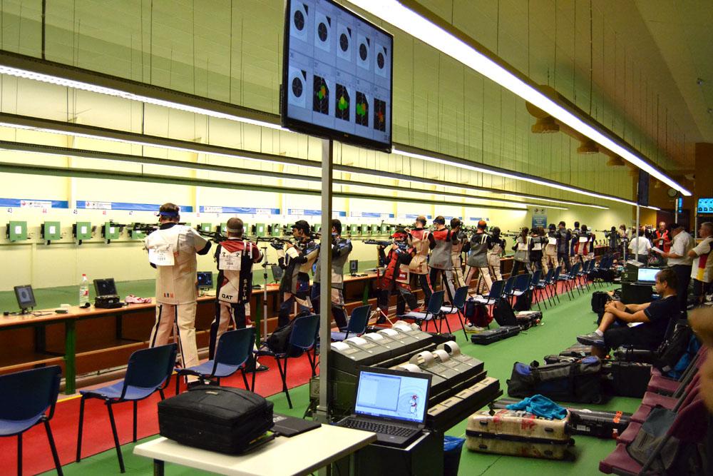 Mundial Tiro Galería Presición 10m