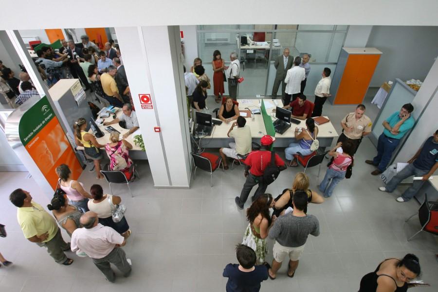 Oficina|empleo|paro