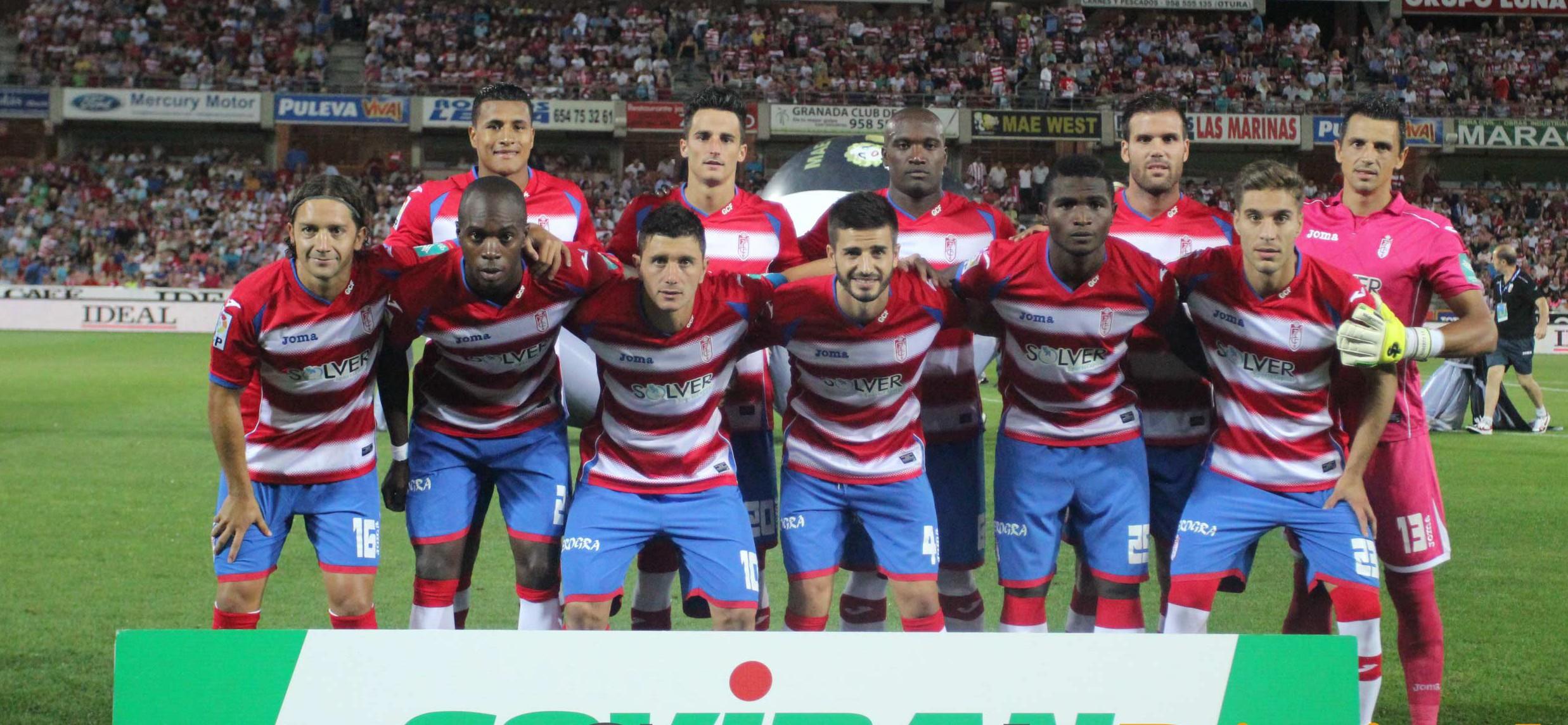 Granada CF Once Villarreal