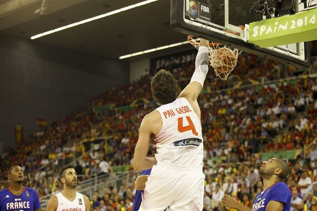 españaa francia mundo basket