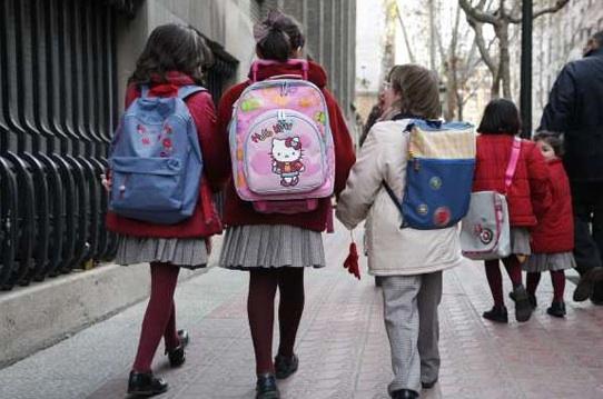 Mochilas | Colegio | Dolor