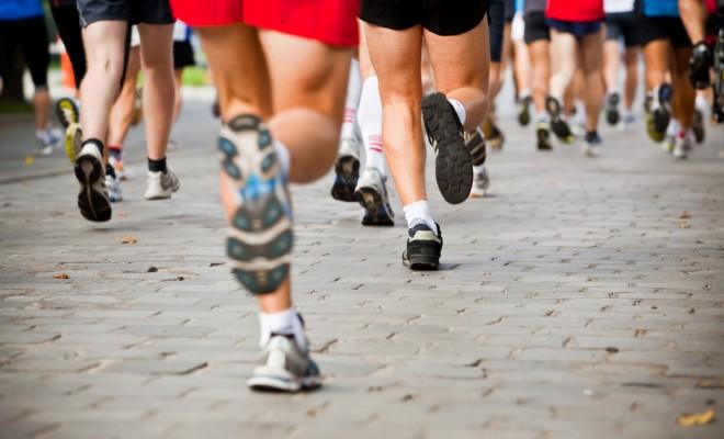 running | Chirimoya