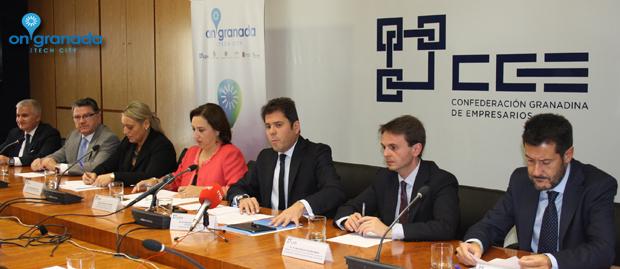 El sector tecnológico emplea a más de 4.600  personas en Granada