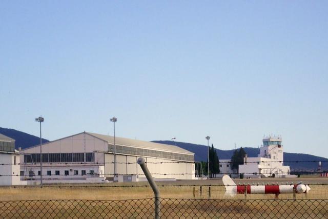 base aérea armilla