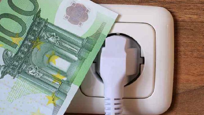 factura electricidad energía