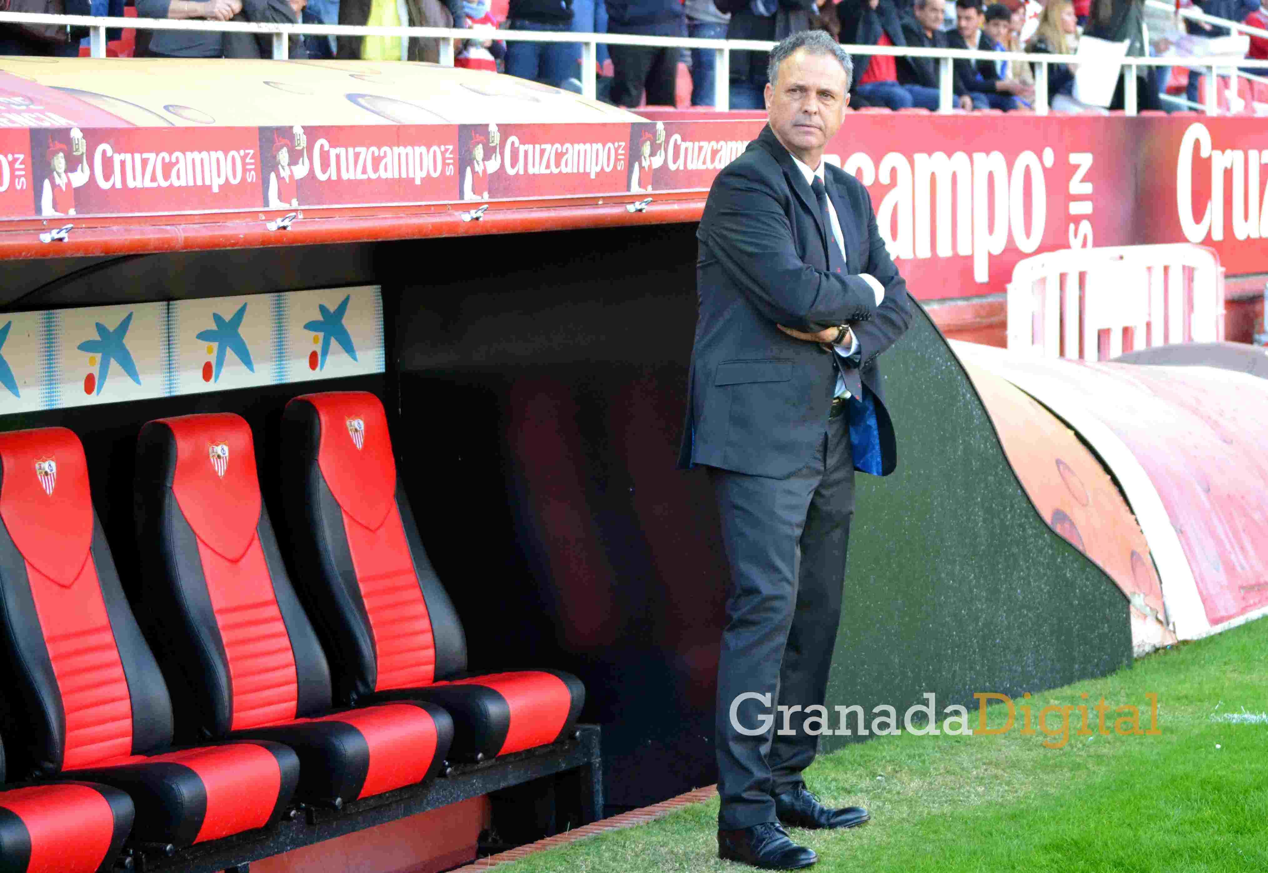 15 Sevilla Granada CF Caparrós