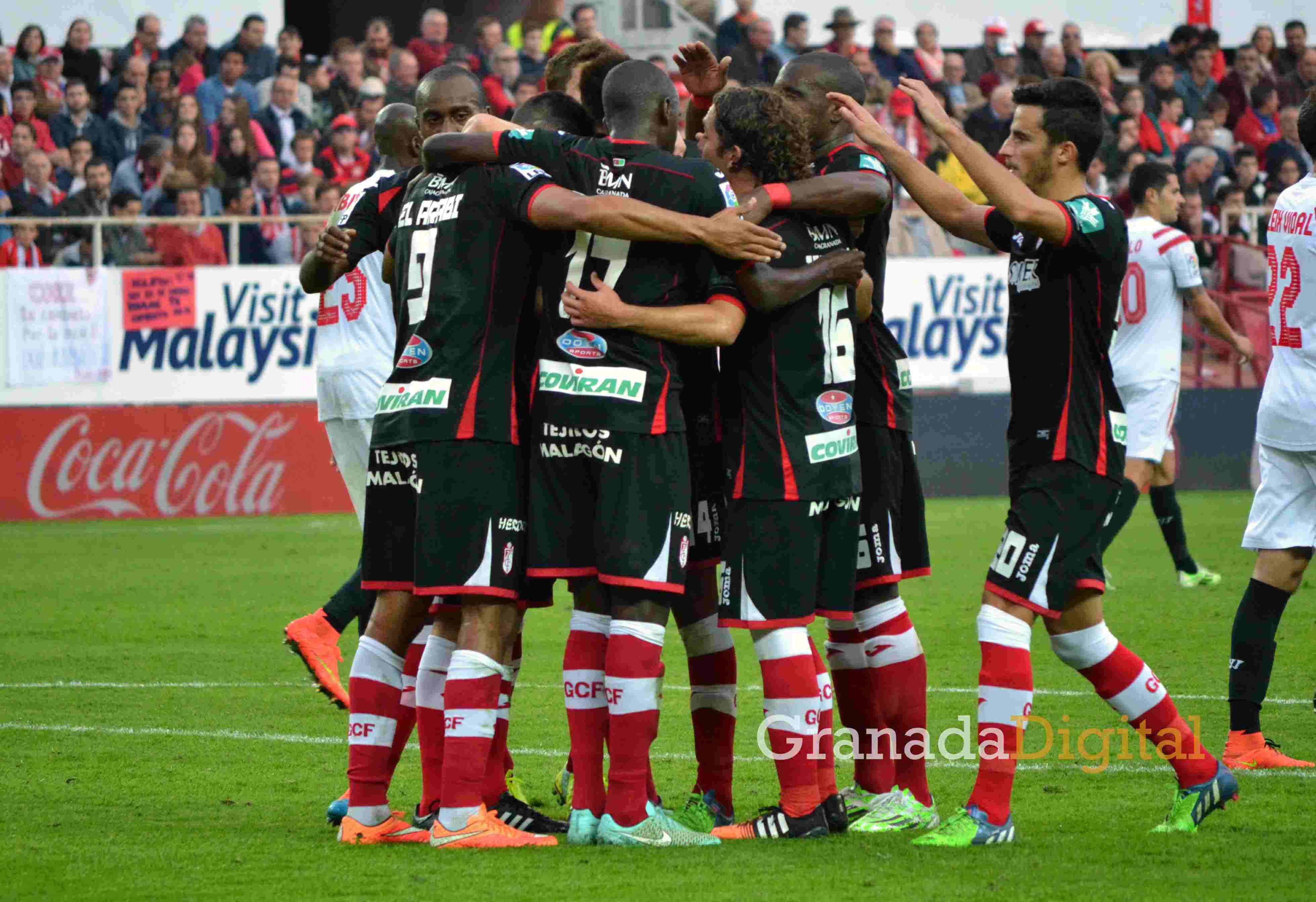 23 Sevilla Granada CF Celebración