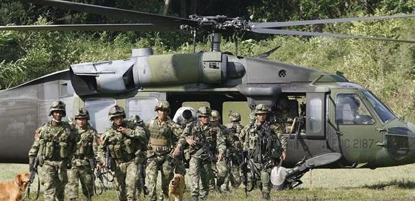 Soldados - Colombia