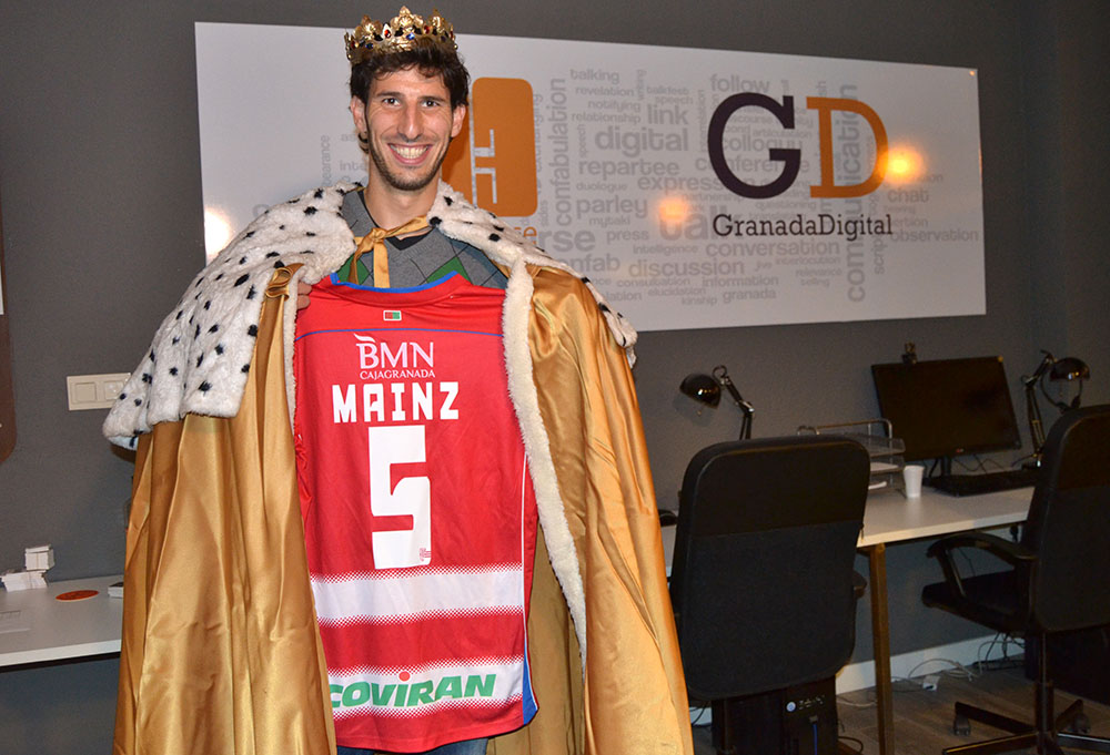 Diego Mainz - Rey Mainzgo 2
