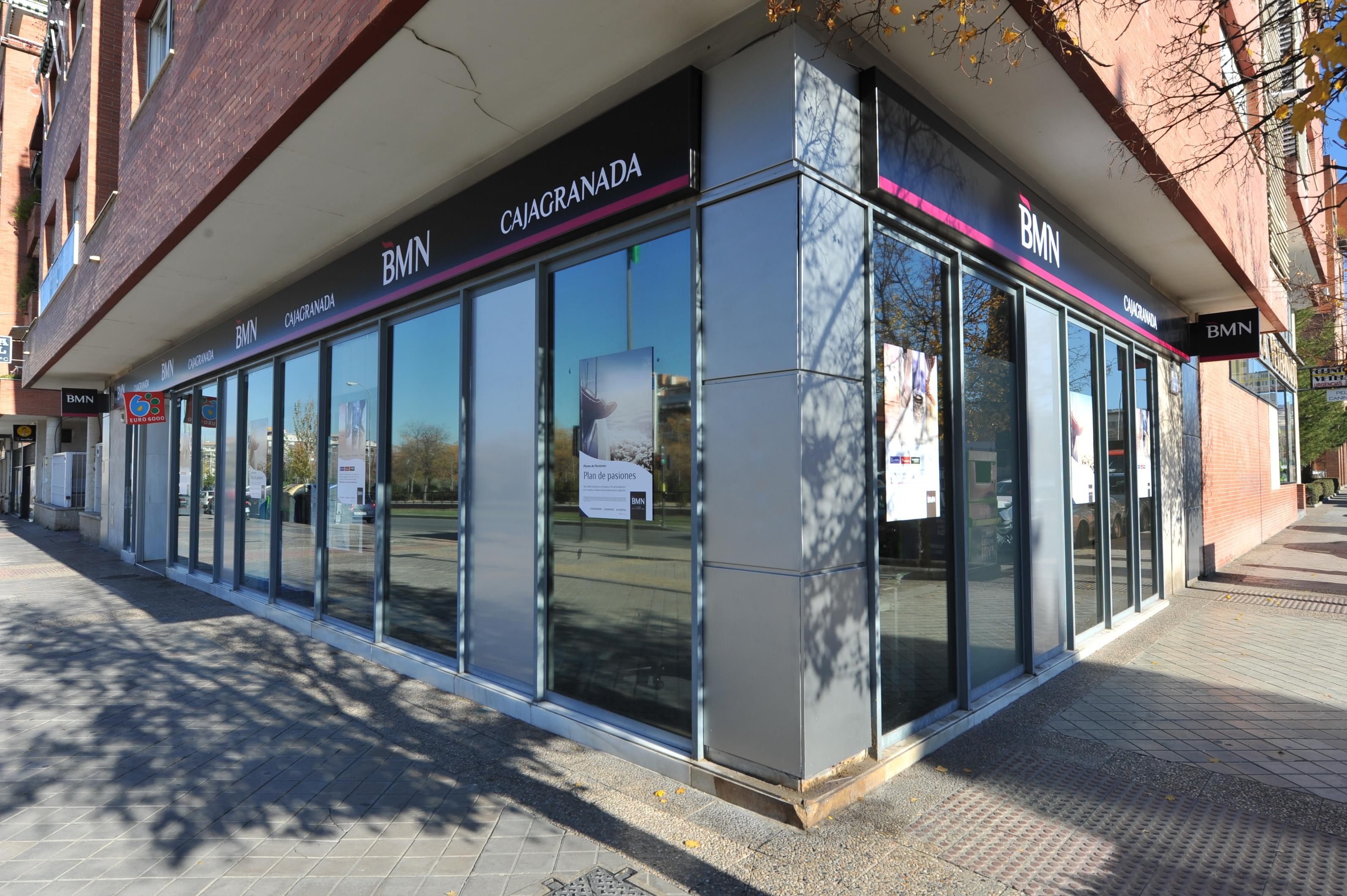 Nuevas oficinas esquina