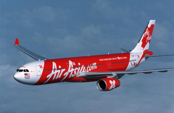 Avión   Air Asia
