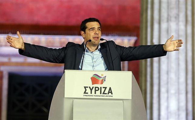 Alexis Tsipras Syriza